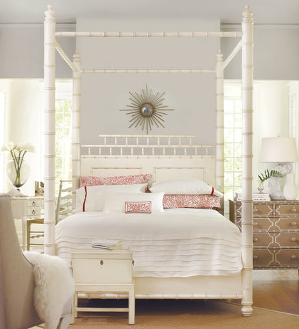 Summerland Key Queen Bed in Fresh - Retail $7,746.00