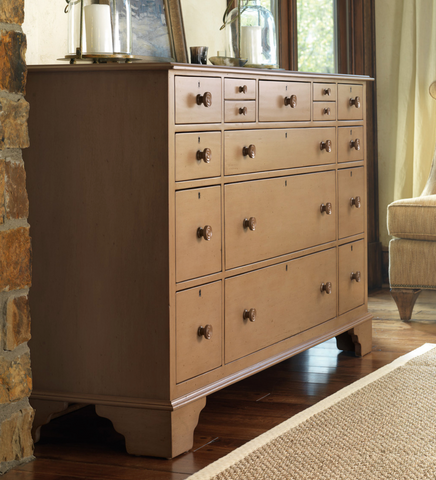 Port Townsend Dresser in Powdered Sugar / Retail $6228.88
