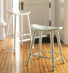 Malibu Bar Stools in Vanilla Bean - Retail $1,296.00