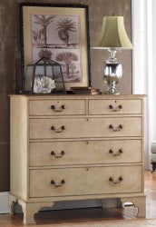 Marblehead Chest in Butter Pecan Retail $3,210