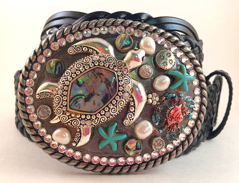 Mosaic Sea Life Buckle