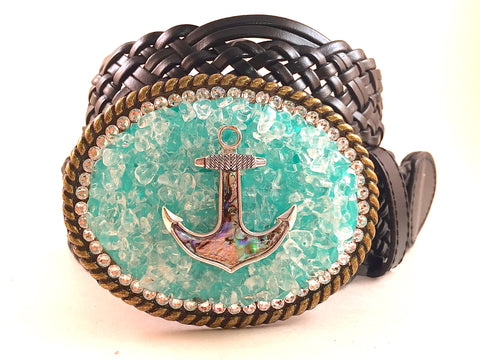 Abalone Shell Anchor