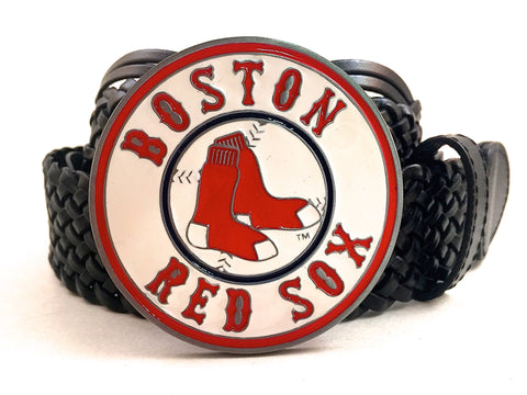 Boston Red Sox Buckle and Belt