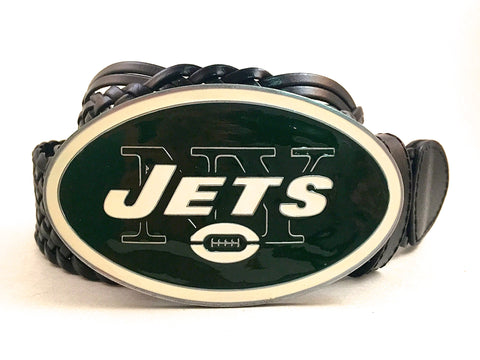 New York Jets Buckle and Belt