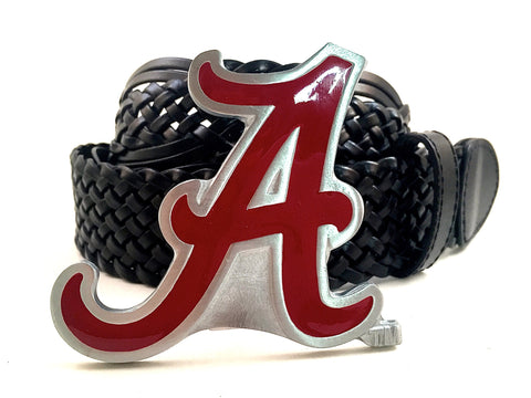 University of Alabama Buckle and Belt
