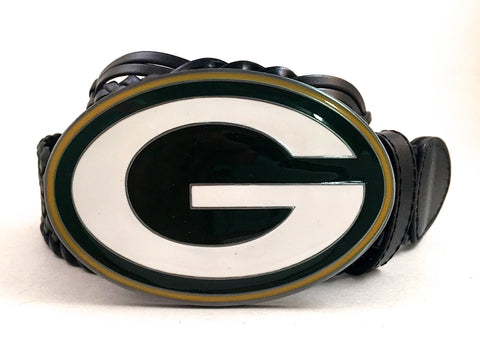 Green Bay Packers Buckle and Belt