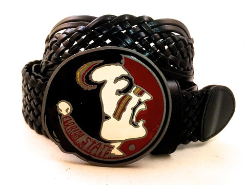 Florida State Buckle and Belt