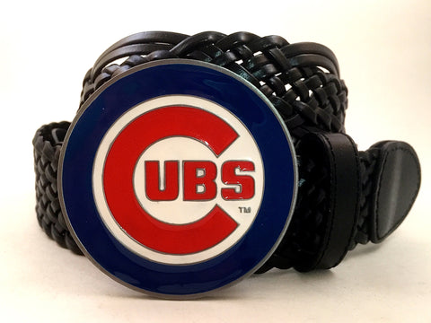 Chicago Cubs Buckle and Belt