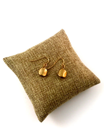 Earrings Gold Toned