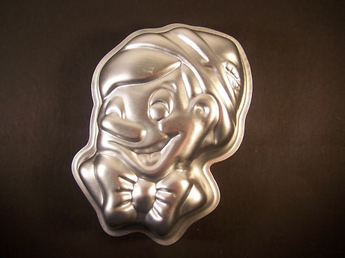 Pinocchio Cake Pan By Wilton
