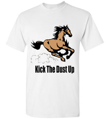 Kick The Dust Up Horse Tee