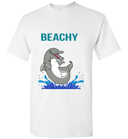 Beachy Dolphin Shirt