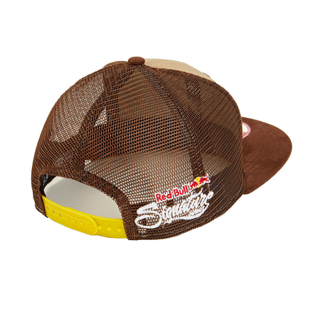 Red Bull Rampage New Era Trucker Hat – Andrew s Test c2c187a2a9f
