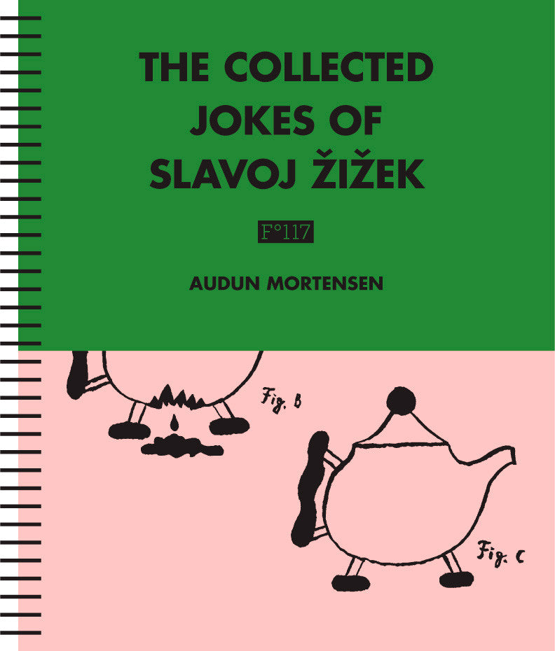 The Collected Jokes of Slavoj Žižek
