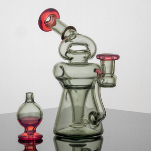 2 Stroke Glass 2 Cycler - Headdy Glass