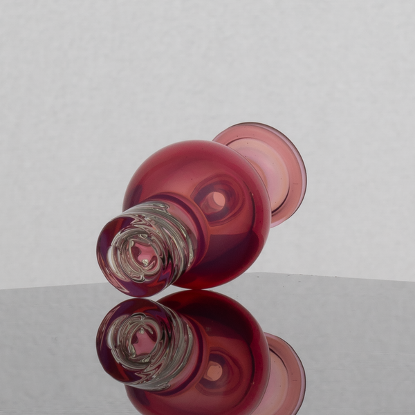 Kovacs Gold Ruby Bubble Spinner Cap