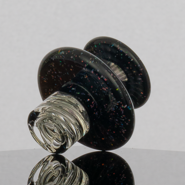 Kovacs Crushed Opal Spinner Cap
