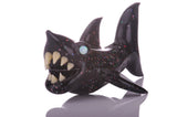 Big Z/Niko Cray shark pendant - Headdy Glass