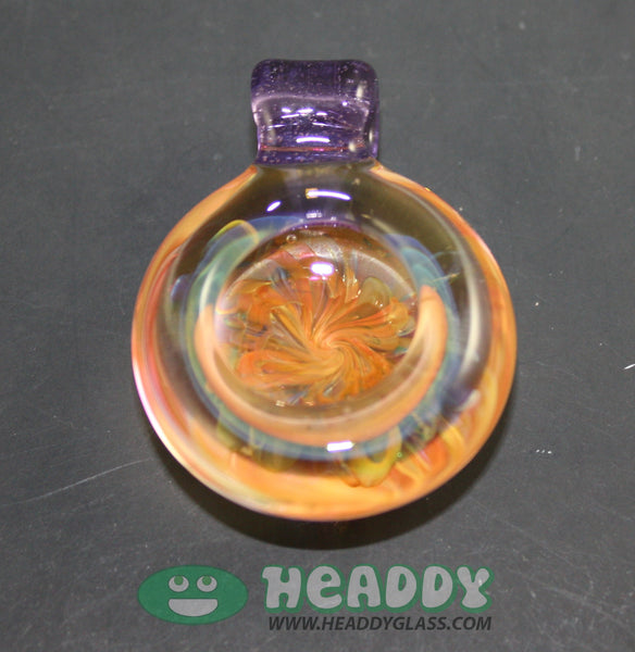 Royal pendant - Headdy Glass