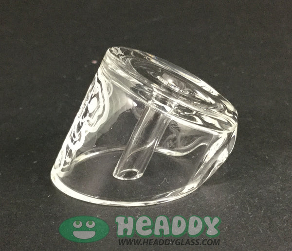Q Heffner XL QFZ cap - Headdy Glass