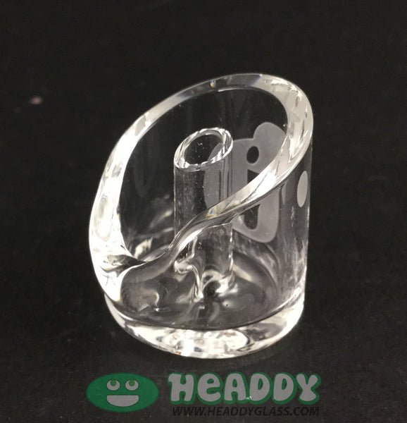 Q Heffner QFZ cap - Headdy Glass