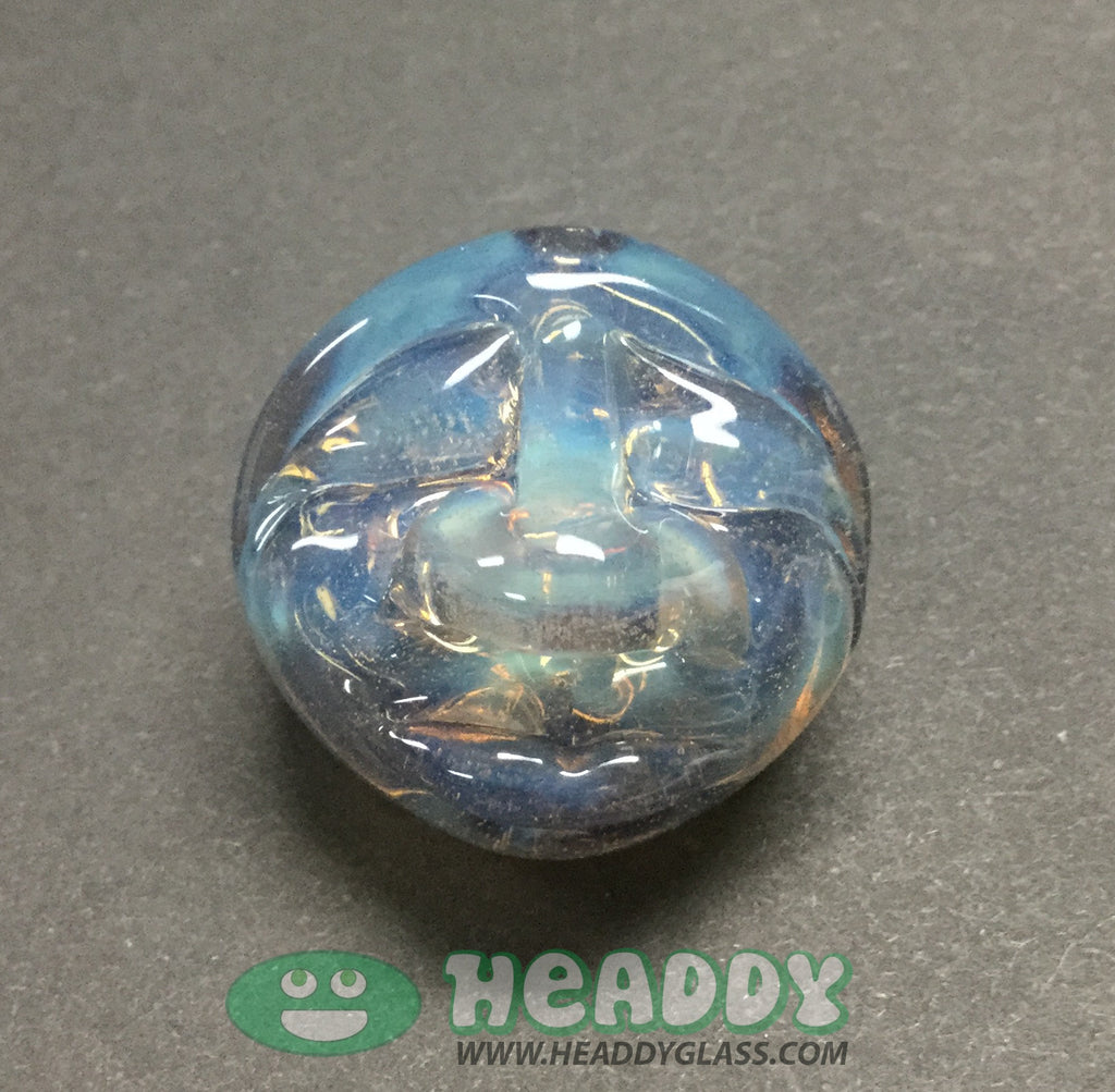 Bishop carb cap - Headdy Glass