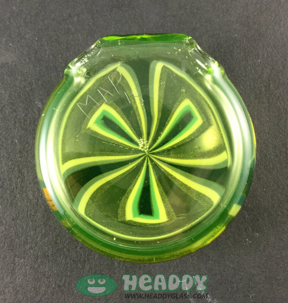 MAP Glass pendant - Headdy Glass