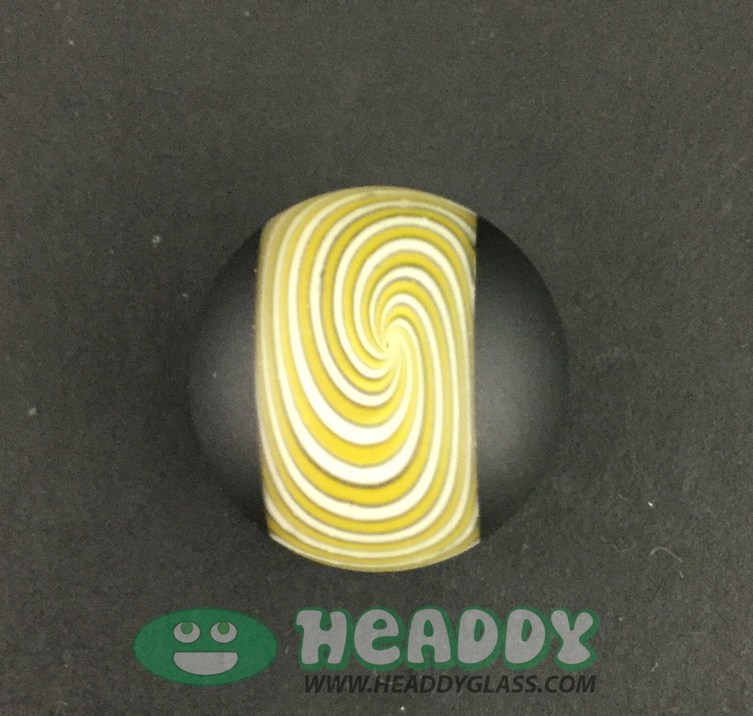 Harold Cooney bead - Headdy Glass