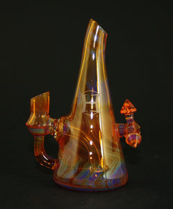 Huffy Glass artifact - Headdy Glass