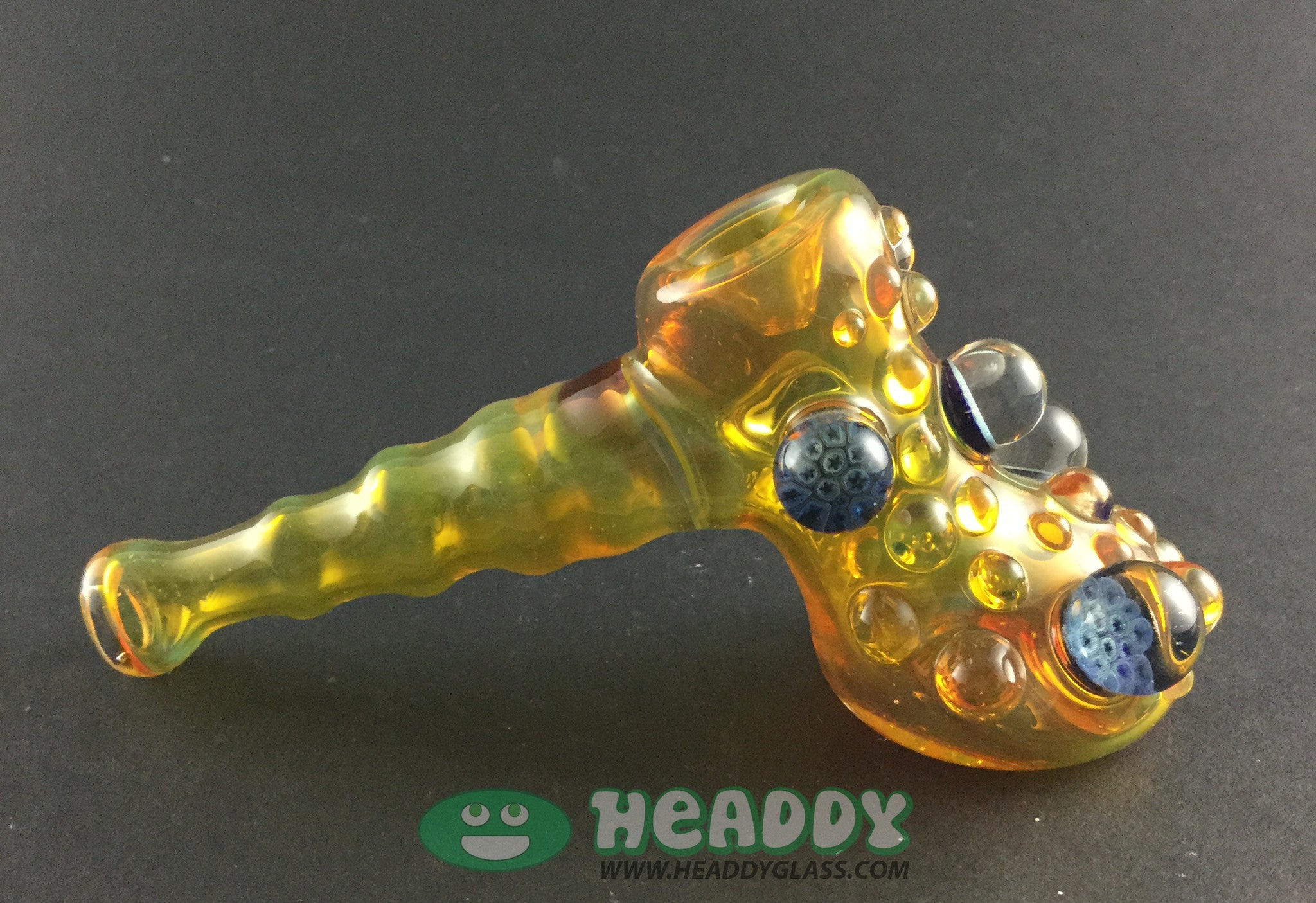 Raj Kommineni hammer - Headdy Glass