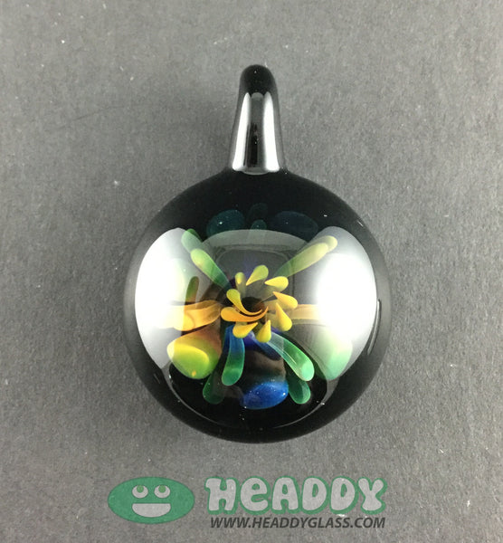 Rodney Andrew pendant - Headdy Glass