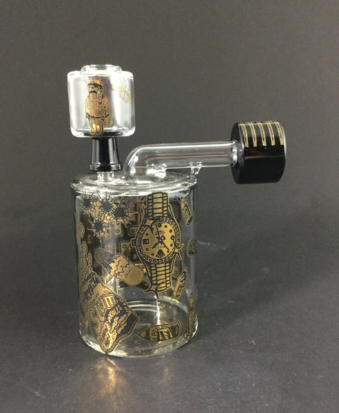 Slum Gold sidecar - Headdy Glass