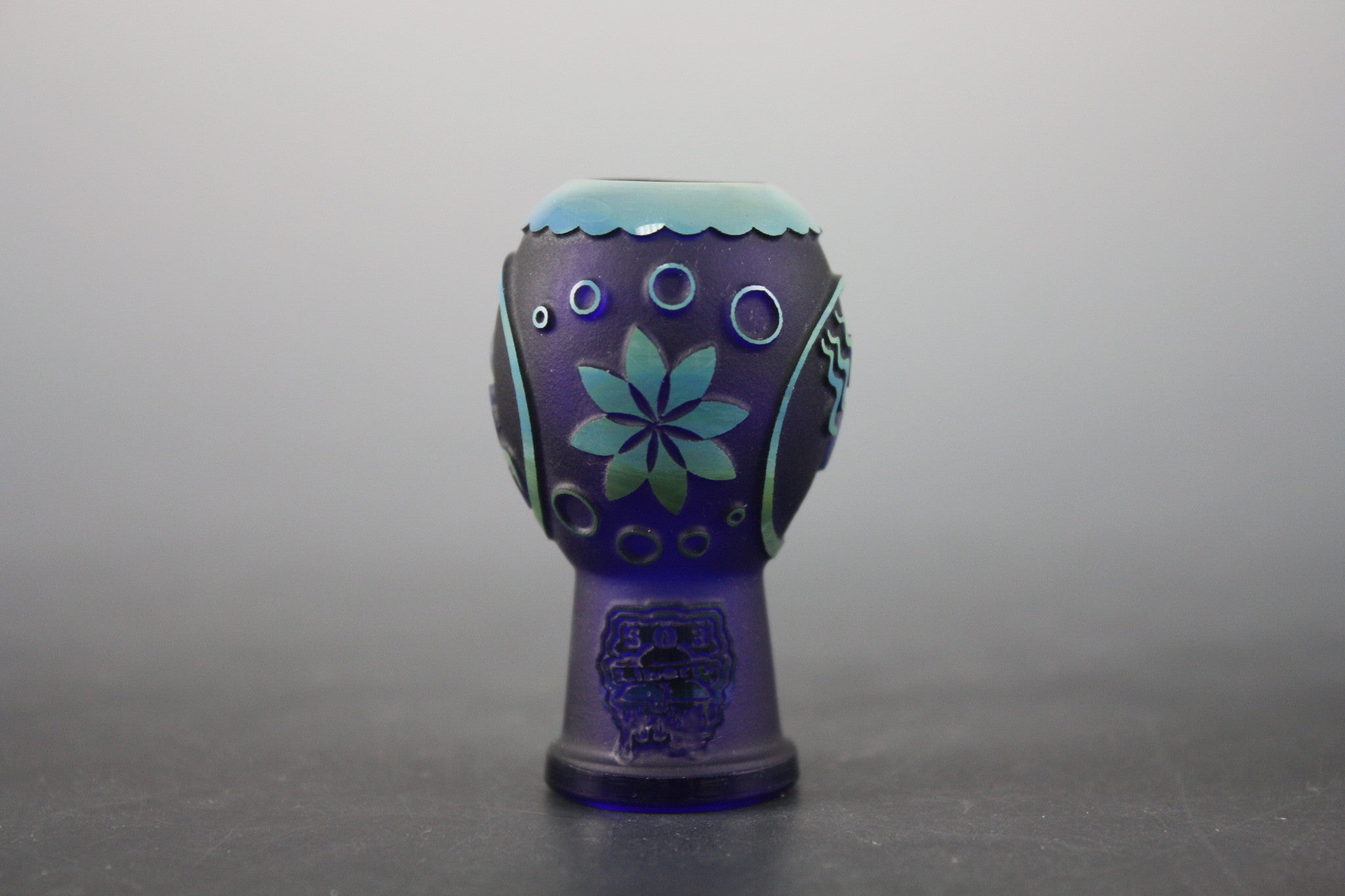 Liberty Glass 14mm dome 3 - Headdy Glass