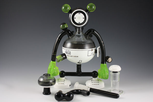 JAG suicide bomber vapor rig - Headdy Glass