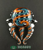 Ben Birney pendant - Headdy Glass