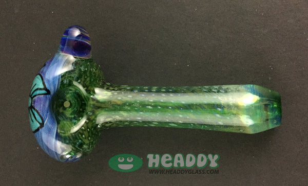 Hillary Cooper spoon - Headdy Glass