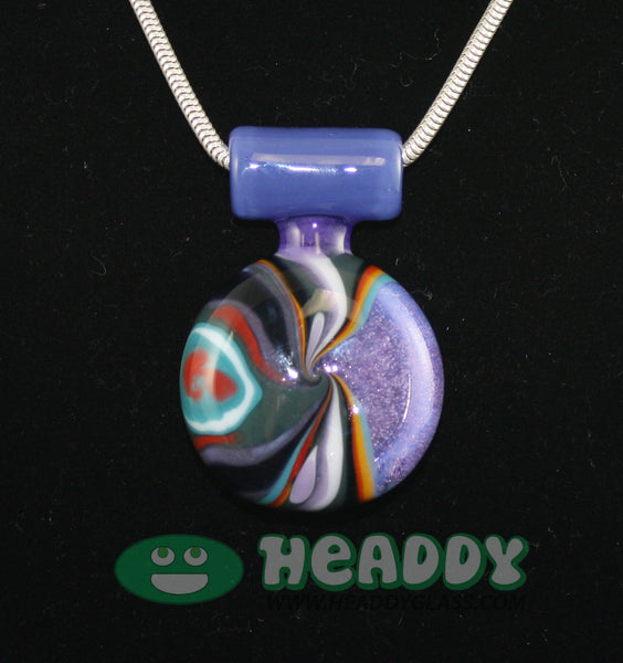 AAA Glass coogi pendant - Headdy Glass