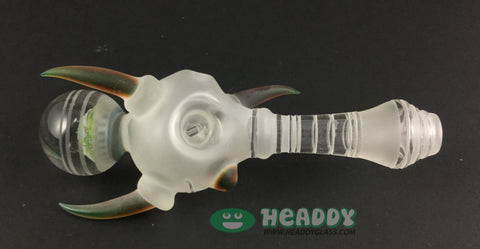 Bearclaw spoon - Headdy Glass
