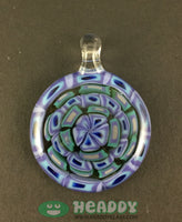 T-Stokes pendant - Headdy Glass