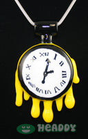 Grimm clock pendant - Headdy Glass