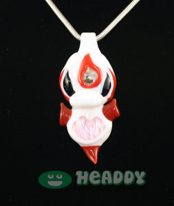 Jason Gordon pendant 1 - Headdy Glass