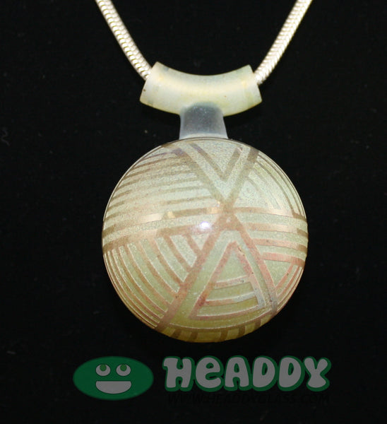 Bearclaw space key #7 - Headdy Glass