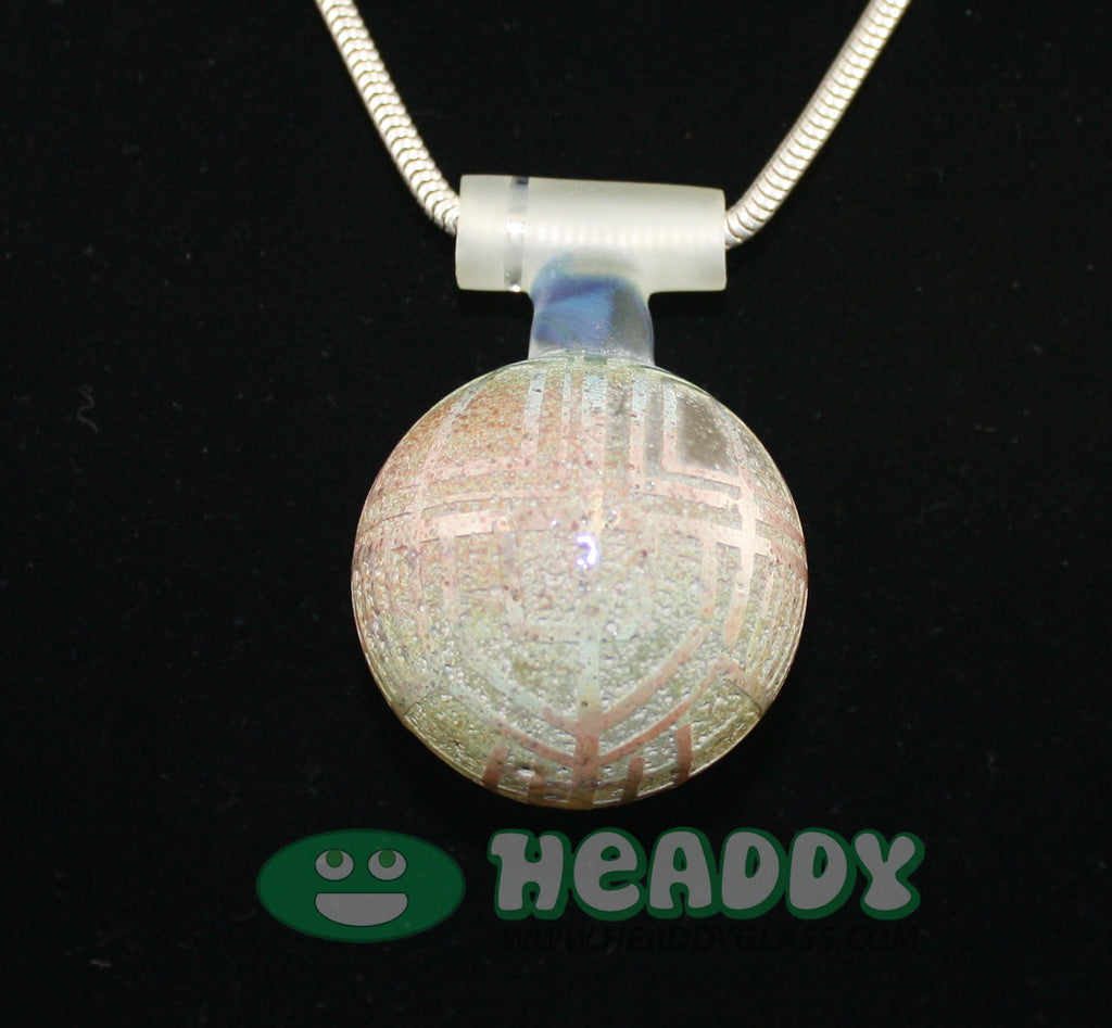 Bearclaw space key #3 - Headdy Glass