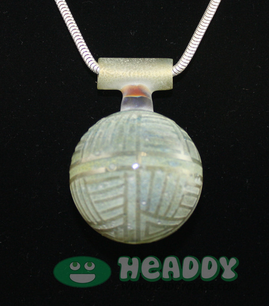 Bearclaw space key #10 - Headdy Glass