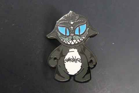 Emerge lynx pin - Headdy Glass