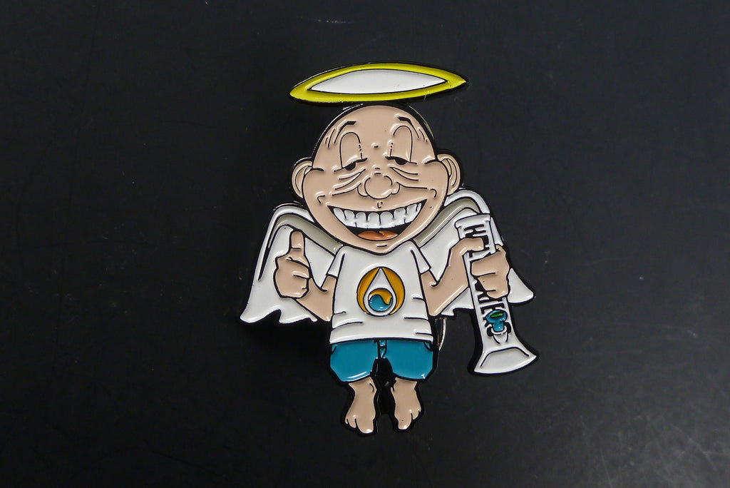 Halo kid pin - Headdy Glass