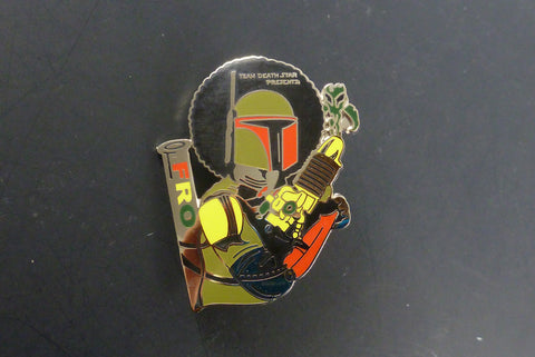 Froba Fett pin - Headdy Glass