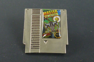 Nintendank master blaster pin - Headdy Glass