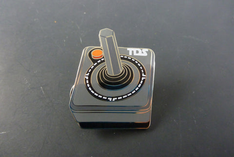 Atari joystick pin - Headdy Glass