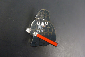 Lego vader pin - Headdy Glass